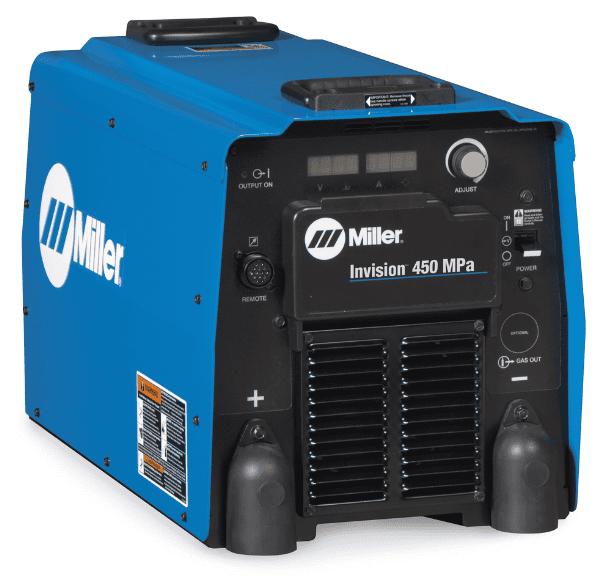 Miller Invision™ 450 Mpa