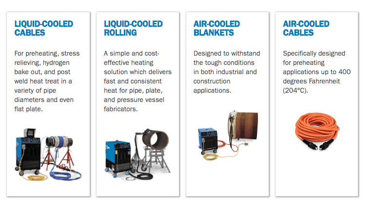Miller ProHeat™ 35 Induction Heating System