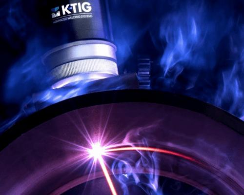 Keyhole TIG Welding System