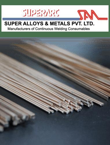 Super arc alloys